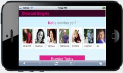 Divorced Singles screenshot 1/4