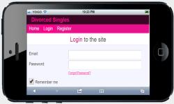 Divorced Singles screenshot 3/4