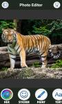 Tiger Photo Montage screenshot 3/6