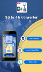 3G To 4G Converter And Sim Info screenshot 1/6