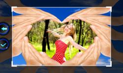 Heart Photo Frames screenshot 5/6