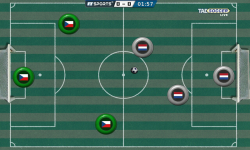 Pocket Soccer Tab Football Championship HD screenshot 5/5