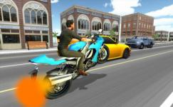 Moto Racer 3D HD screenshot 3/3