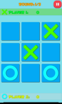 Tic Tac Toe XvsO screenshot 1/4
