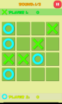 Tic Tac Toe XvsO screenshot 2/4