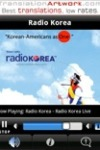 Radio Korea / Android screenshot 1/1