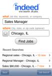 Job Search screenshot 1/1