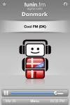 Radio Danmark Lite by Tunin.FM screenshot 1/1