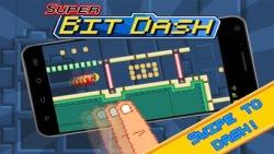 Super Bit Dash screenshot 1/5