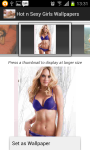 Hot n Sexy Girls Wallpapers screenshot 2/6
