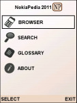 NokiaPedia 2011 screenshot 2/3