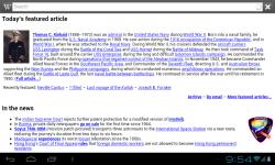 Wikipedia Pro screenshot 3/6