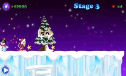 Ski Santa screenshot 1/3