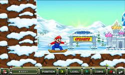 Toon Skiing screenshot 4/6