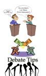 Debate Tips screenshot 1/1