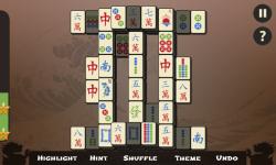 Mahjong Solitaire - FREE screenshot 1/6