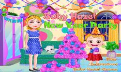Baby Hazel New Year Party screenshot 1/5