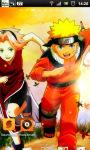 Naruto Live Wallpaper 1 screenshot 1/3