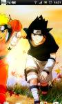 Naruto Live Wallpaper 1 screenshot 3/3