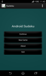 Sudoku Amazing Mania screenshot 1/5