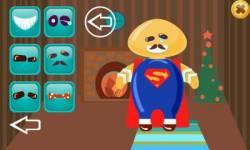 Cookie Dress Up screenshot 3/4