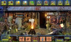 Free Hidden Object Games - Haunted Town screenshot 3/4