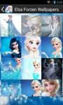 Elsa Forzen Wallpaper HD screenshot 2/6