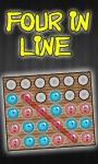Four in Line ball bubble screenshot 1/1