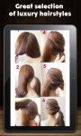 Diy Hairstyles Tutorial screenshot 2/3