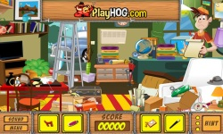 Free Hidden Object Games - Mystery Trail screenshot 3/4