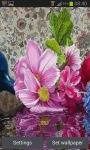 Lily Flower Live Wallpaper screenshot 1/3