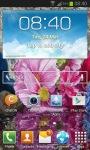 Lily Flower Live Wallpaper screenshot 2/3
