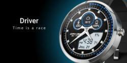 Driver Watch Face complete set screenshot 2/6