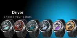 Driver Watch Face complete set screenshot 5/6