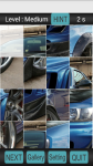 Cars Puzzle Game Lite screenshot 2/3