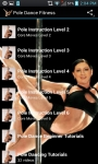 Pole Dance Fitness screenshot 2/6