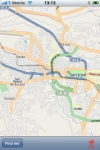 San Jose (Costa Rica) Street Map. screenshot 1/1