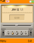 JAM SE - The Music Player Remote Control screenshot 1/1