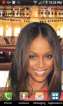 Tyra Banks Live Wallpaper screenshot 1/3