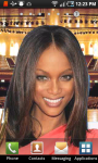 Tyra Banks Live Wallpaper screenshot 2/3