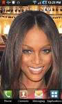 Tyra Banks Live Wallpaper screenshot 3/3