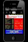 Teletext Singapore screenshot 1/1