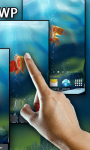 Goldfish In Your Phone LWP screenshot 3/3