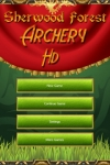 Sherwood Forest Archery HD - Free screenshot 1/1