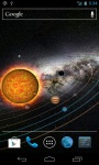3D Solar System HD screenshot 1/6