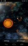 3D Solar System HD screenshot 2/6
