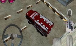 Truck Parking Simulator 3D screenshot 1/3