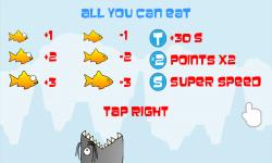 Hungry Seal- Its Raining Fish screenshot 4/4