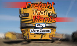 Freight Train Mania screenshot 1/4