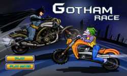 Gotham Race screenshot 1/4